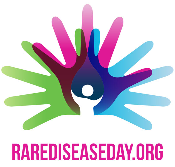 Logo des Rare Disease Day
